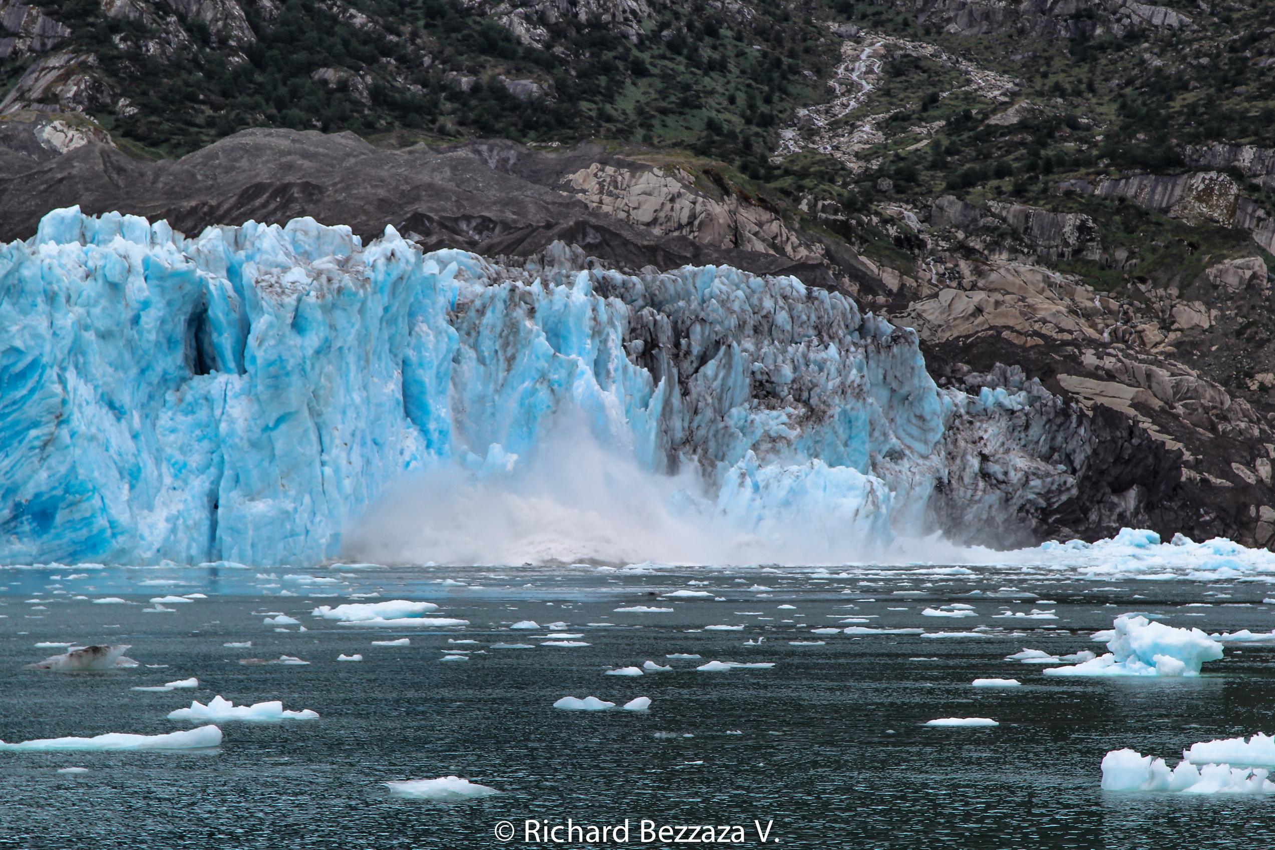 Glaciar Amalia