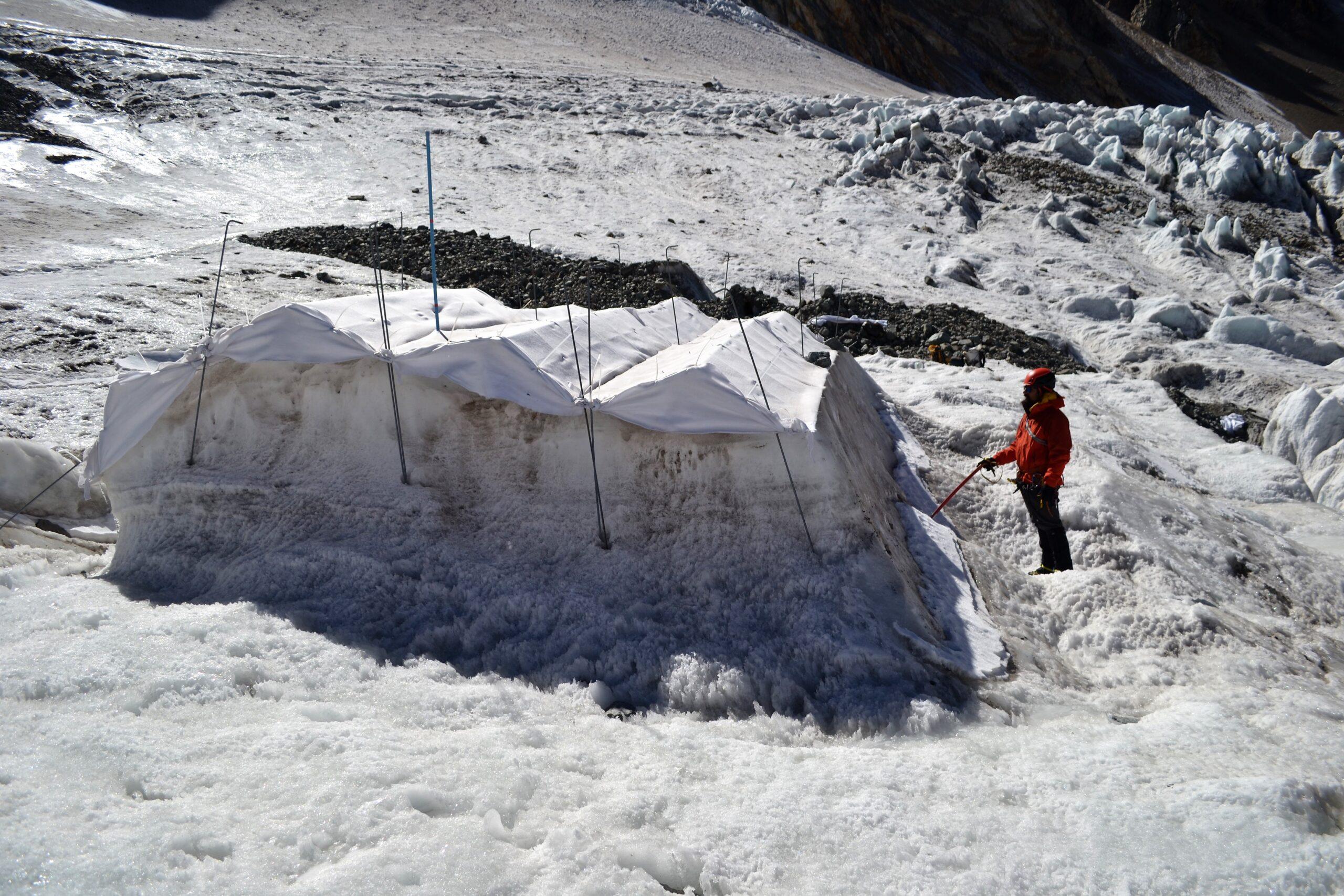 Protección de glaciares, por Glacier Coolers