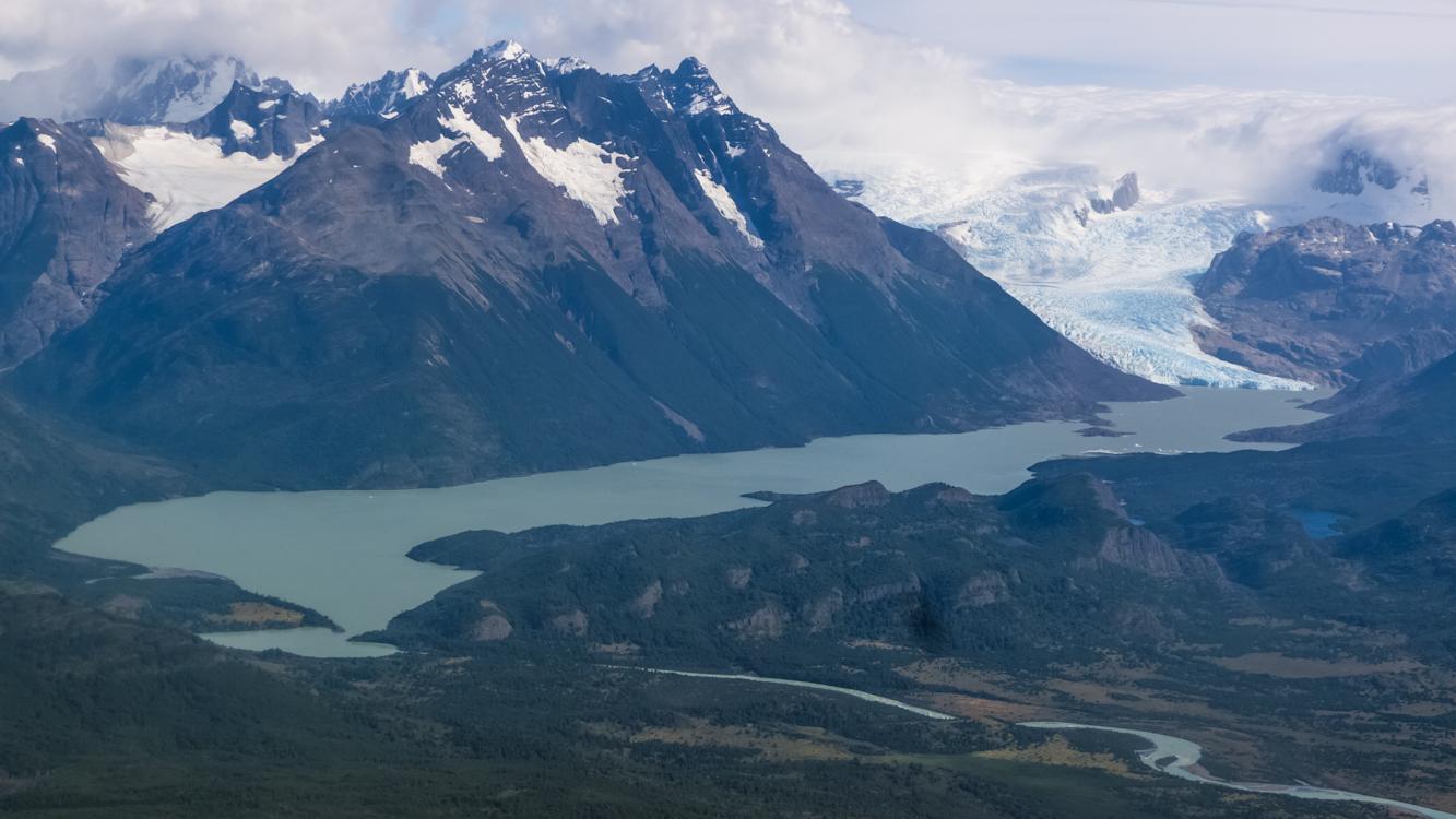 Glaciares del Parque Nacional Torres del Paine: Dickson