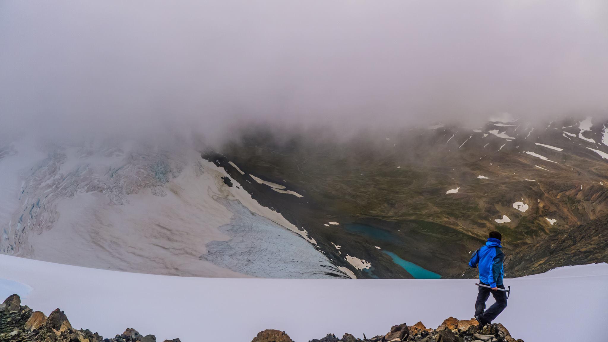 Glaciares de Magallanes: Cordillera Chacabuco