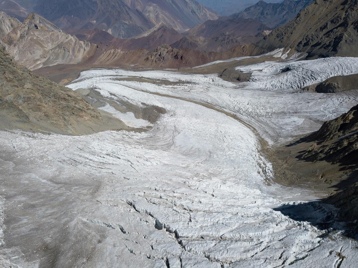 Alarmante retroceso en glaciares de zona central
