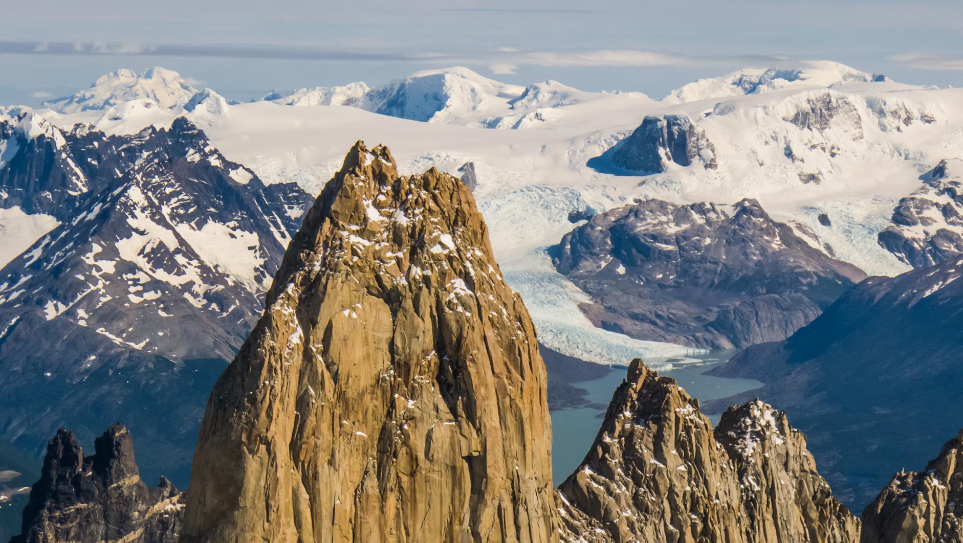 Perspectivas glaciares (2° parte)
