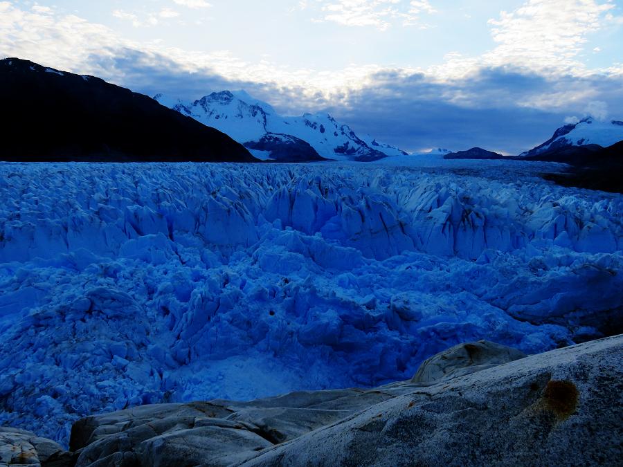 Glaciar Colonia