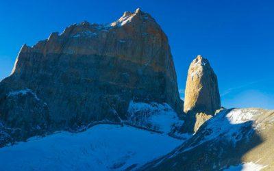 Paisajes esculpidos por glaciares : Valle Bader