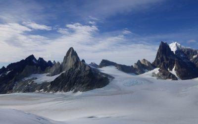 Glaciares del PN Torres del Paine: Olguín.
