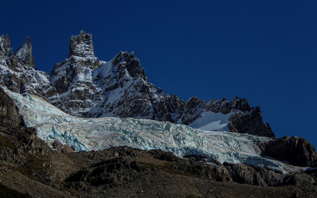 Glaciares de la Cordillera del Castillo