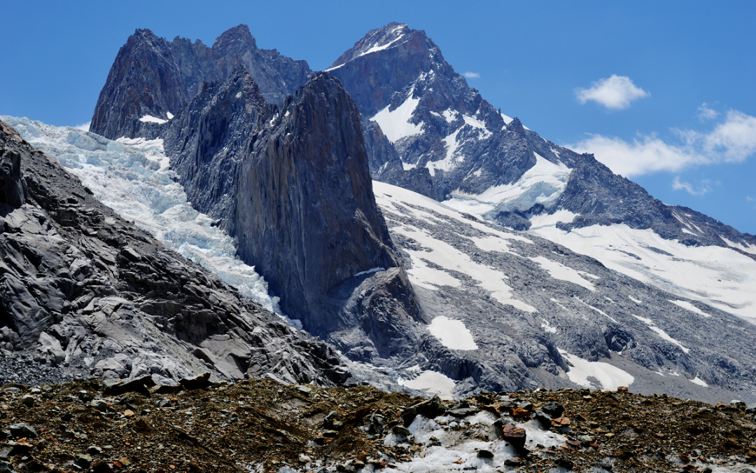 Glaciares Sierra del Brujo