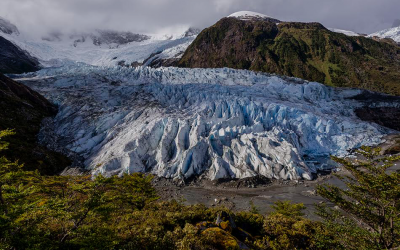 Glaciar Finlandia