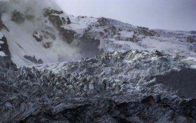 Glaciar Amarillo