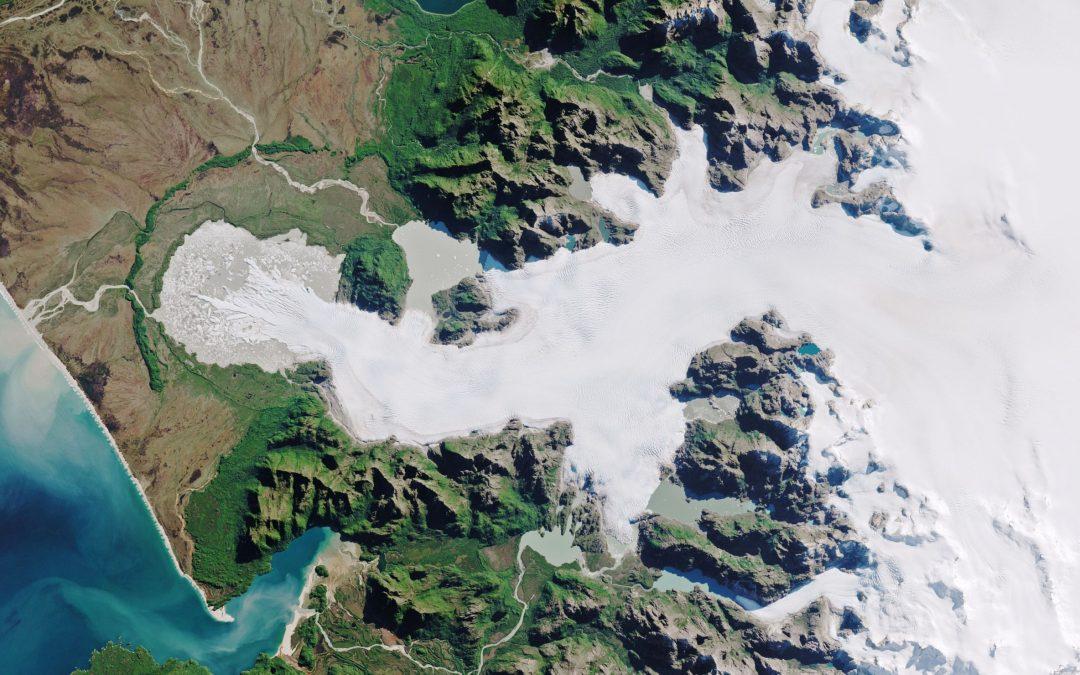 San Quintín, el más grande del Campo de Hielo Patagónico Norte
