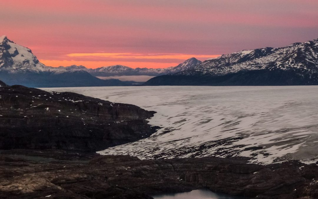 Cerro Zapata: Un espectacular mirador de glaciares.