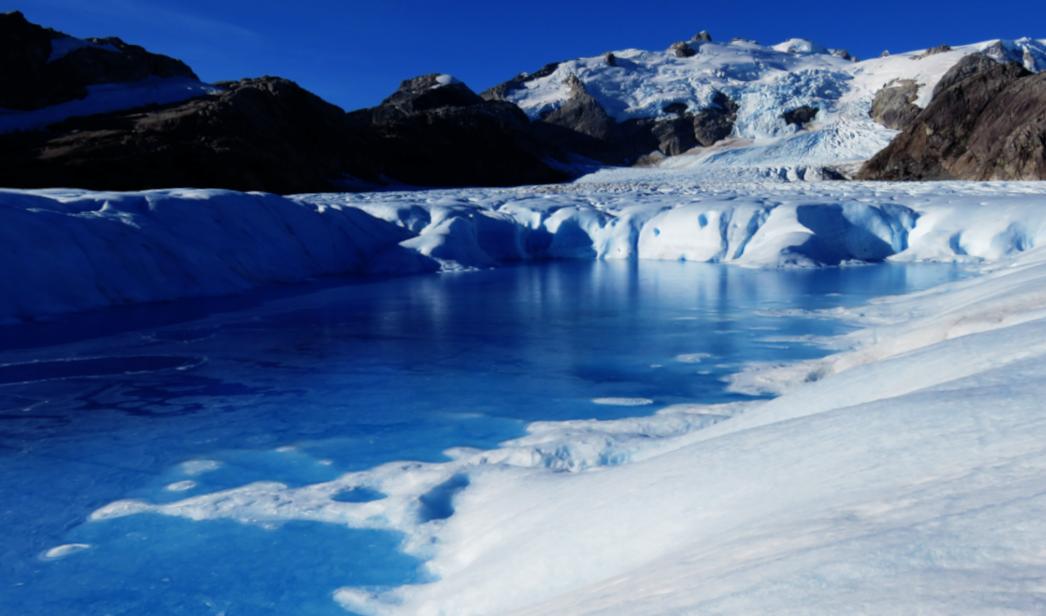 Glaciar Benito