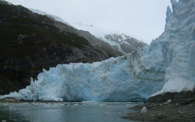 Aumenta el retroceso del glaciar Serrano en PN Alberto de Agostini