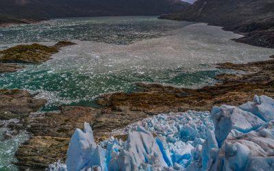 Glaciar El Brujo