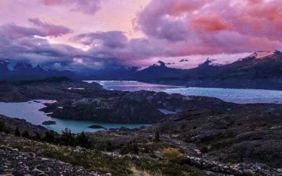 Colores mágicos de la Patagonia