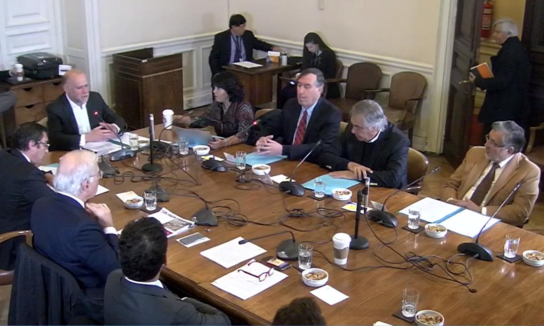 Ley de Protección de Glaciares: 3ª intervención en Comisión de Minería y Energía