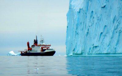 Vestigios de una selva tropical en la Antártica