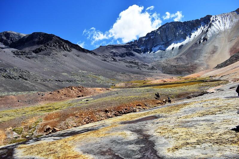 SEA aprueba inicio de proyecto minero en Putaendo amenazando zona glaciar