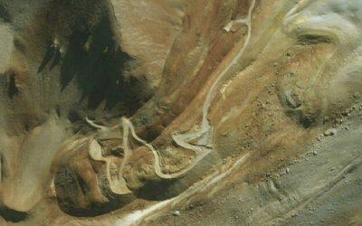 La búsqueda de los glaciares de roca de Putaendo