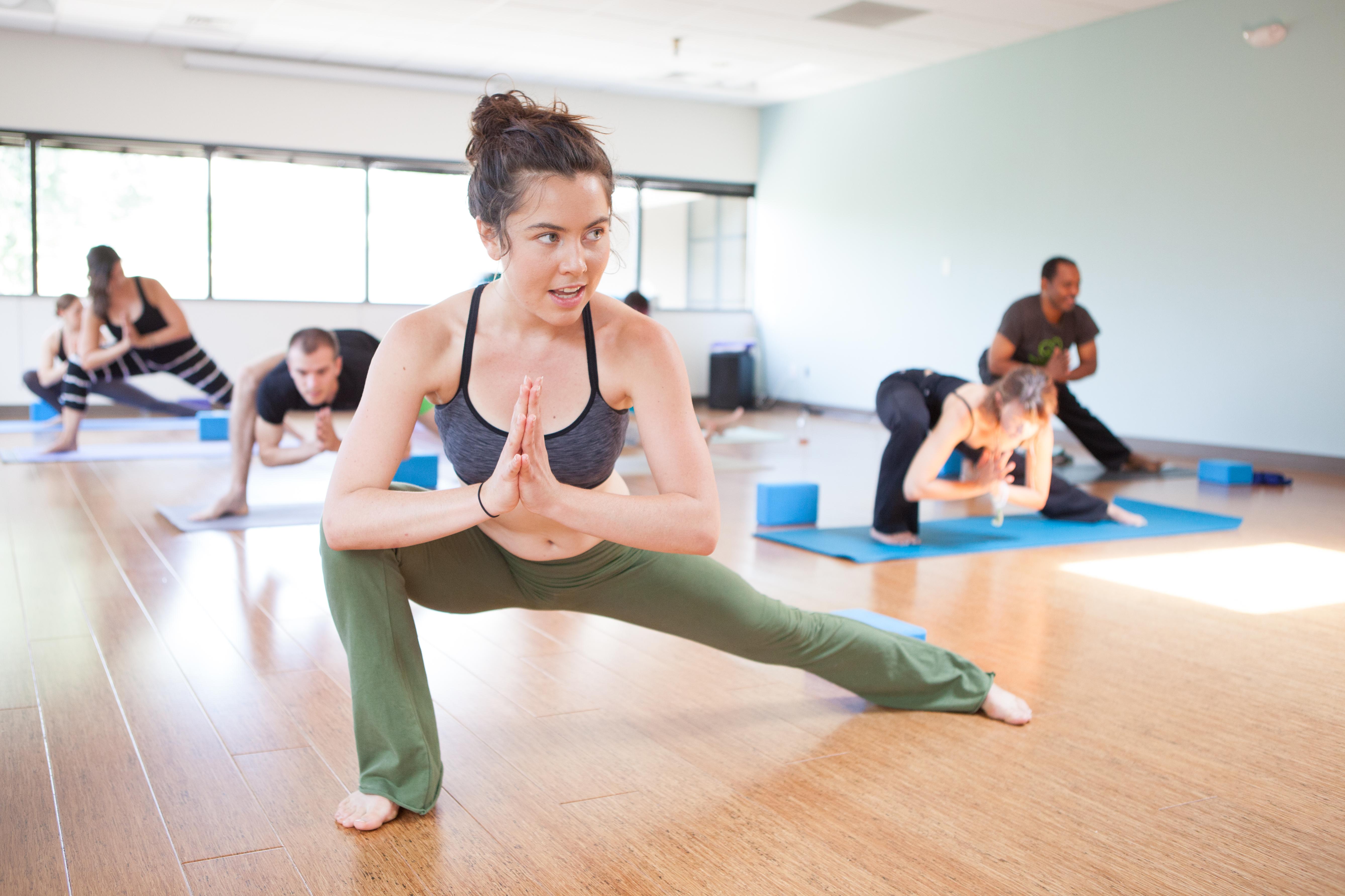 Vinyasa Flow Yoga 1-2