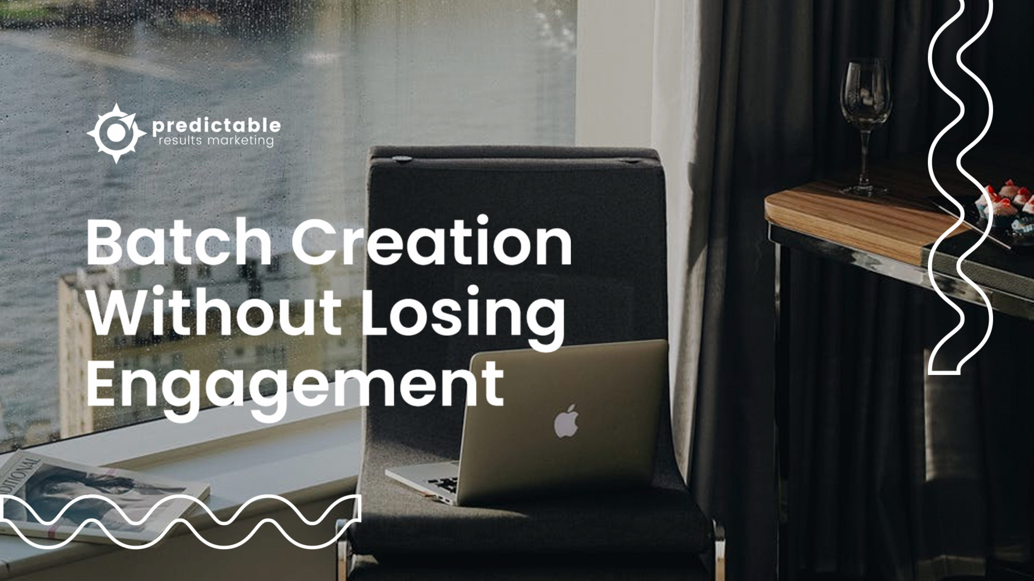 Batch Creation without Losing Engagement