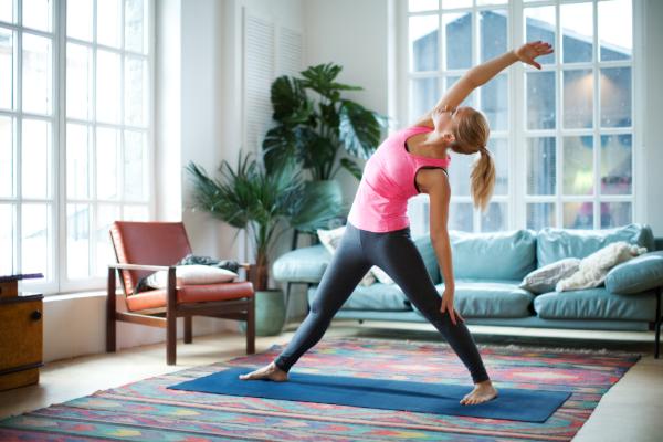 Slow Flow Deep Stretch Yoga