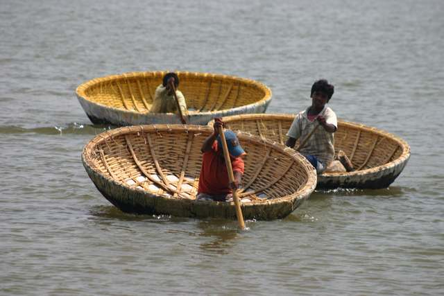 Coracle-Ride