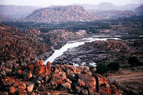 Boulders of Hampi