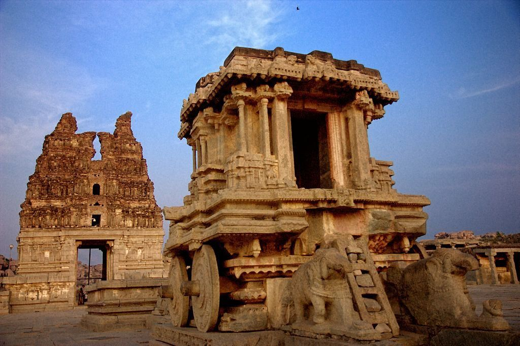 9 Must Visit Sites In The Hampi Ruins