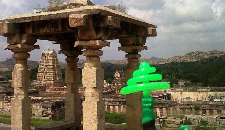 green lantern vantage point