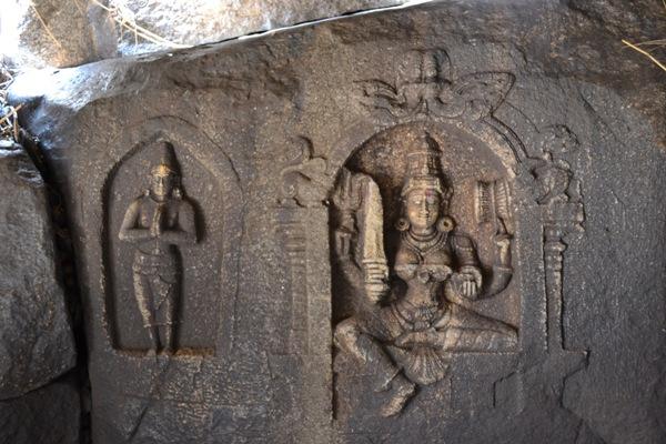 Carvings inside sun temple 2