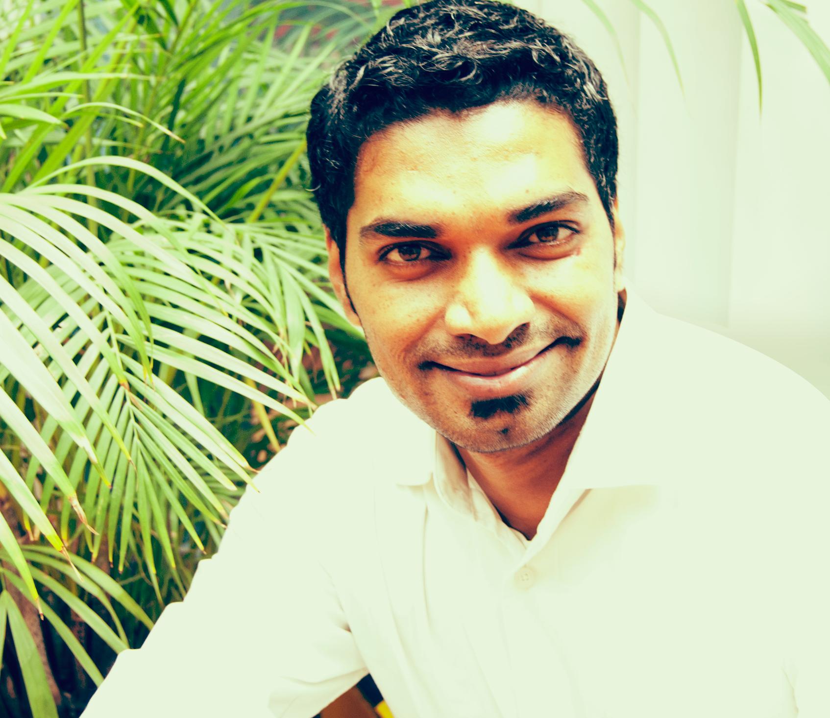 Ranganath Krishnamani Hampi designer