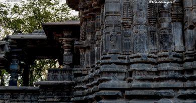 1000 pillar Temple, Warangal