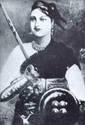 Rani Lakshmi Bai - The Great Maratha Warrior