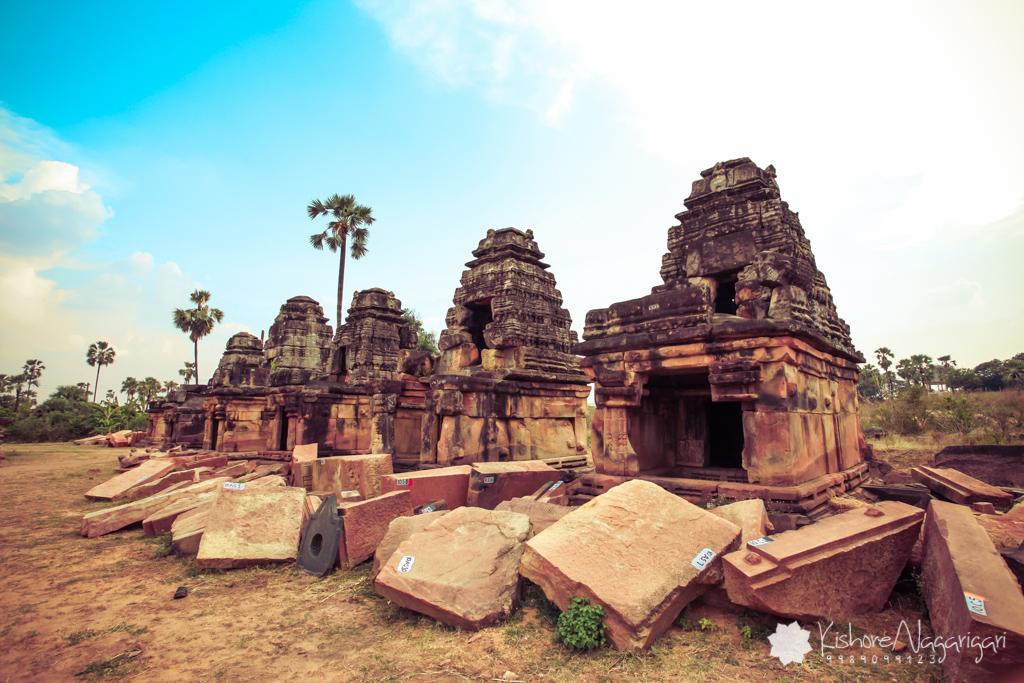 Kota Gullu & Ramappa Temple Kishore Nagarigari