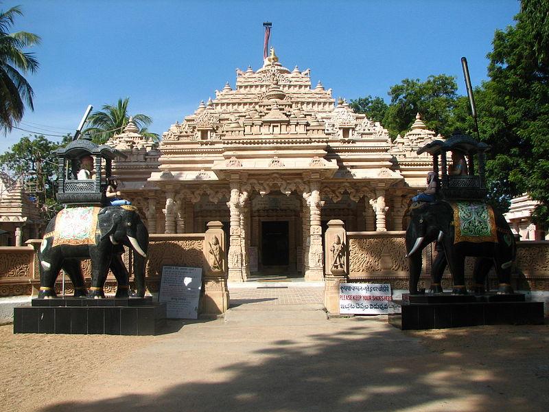 kolanupaka Jain_temple_warangal