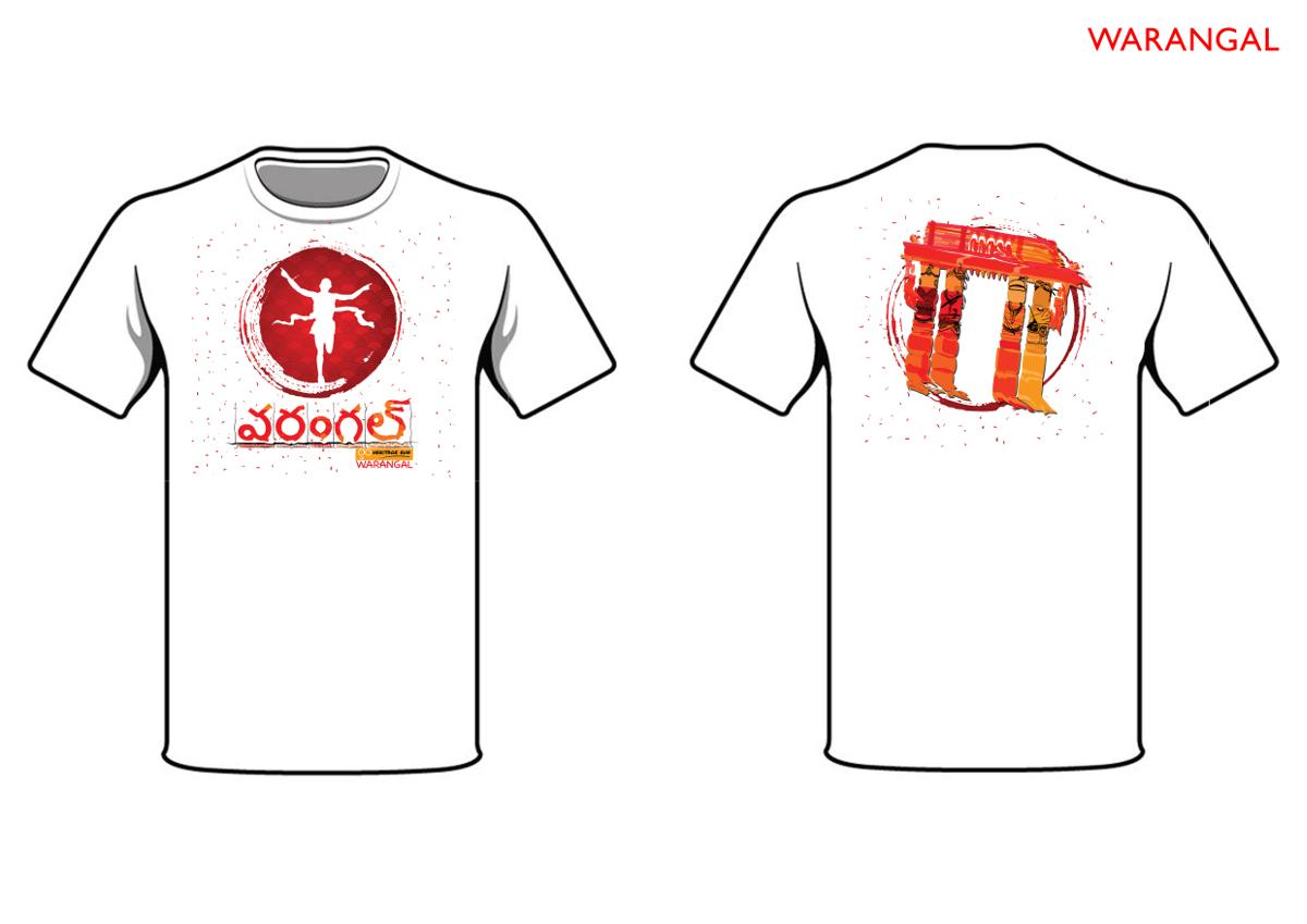 GHR Warangal T-shirt