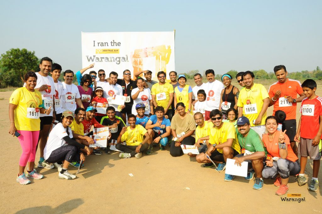 hyderabad runners in warangal