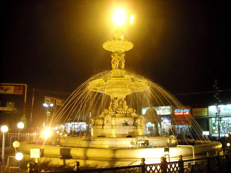 Adam's Fountain