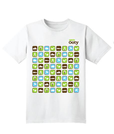 Your very own Go Heritage Run T-shirt