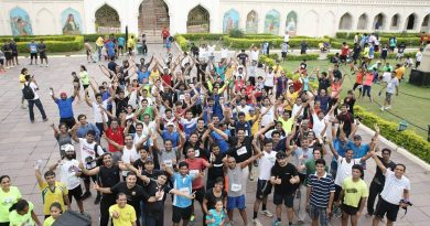 Historic Hyderabad Run Start Point