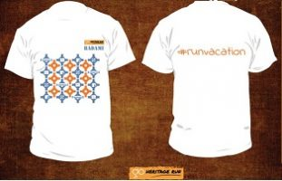 Badami Run T-shirt