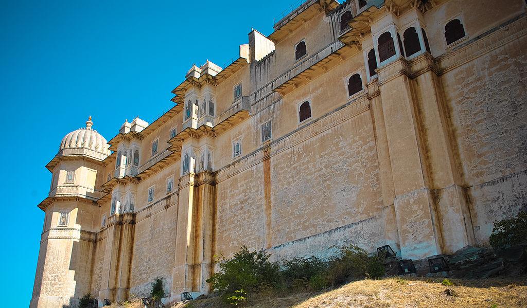 Badal_Mahal_Palace, Kumbhalgarh Fort Udaipur
