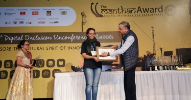 2015 Manthan Award
