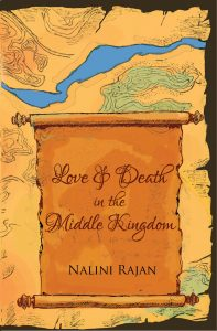 The Book Cover of Love and Death in the Middle Kingdom Picture Courtesy: Alchemy Publishers