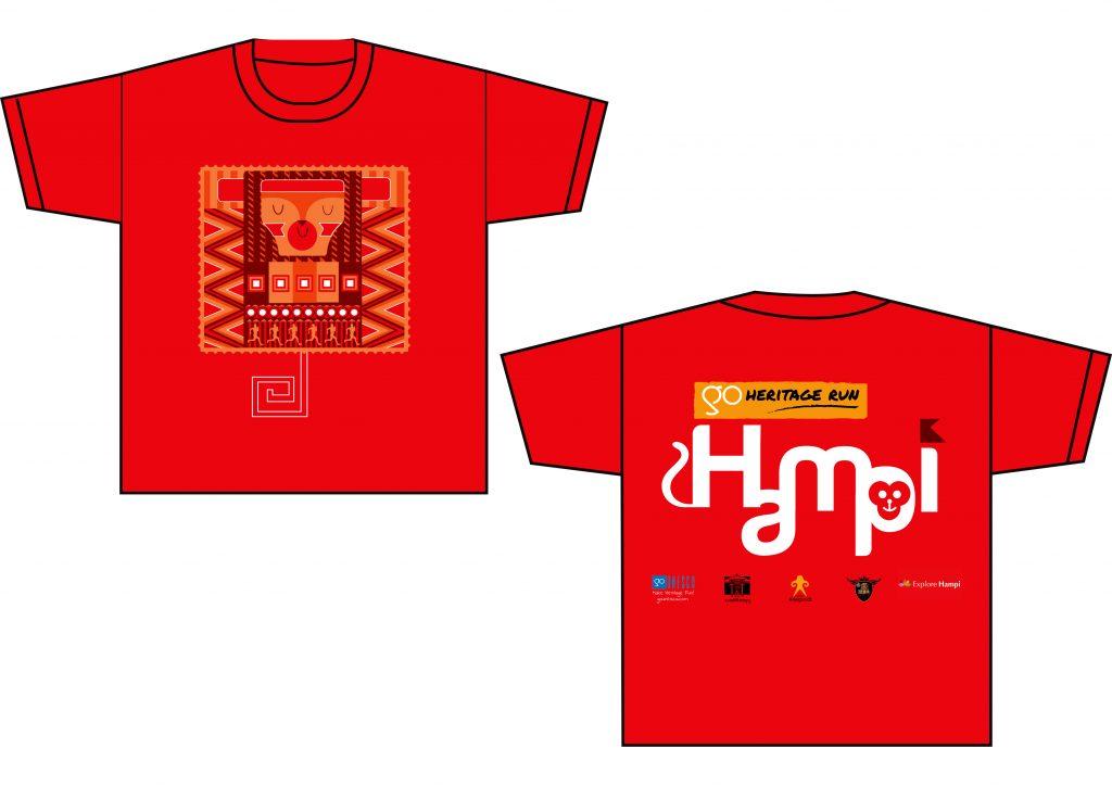 GHR Hampi Tshirt