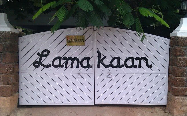 Lamakaan is a popular Irani cafe in Hyderabad https://floatingpointimages.s3.amazonaws.com