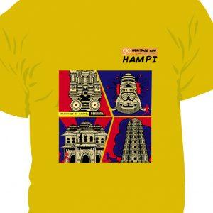 GHR Hampi T-shirt