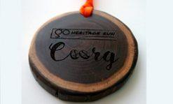 GHR Coorg 2017 Medal