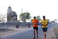 Khajuraho-runners